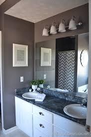 10 DIY Ideas For How To Frame That Basic Bathroom Mirror