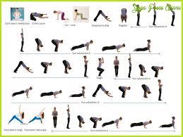 Yoga Poses Vinyasa Flow 14