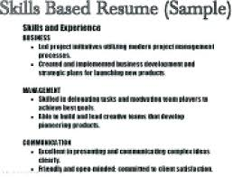 Organizational Skills Resume Job List For The Art Gallery Examples
