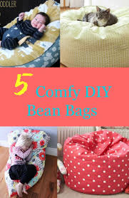 King Fuf Bean Bag Chair by Best 25 Diy Bean Bag Ideas On Pinterest Diy Bag Chair Bean