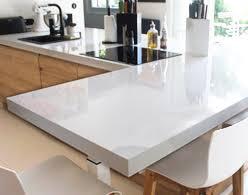 plan de travail cuisine blanc un beau plan de travail pas cher mais de qualité