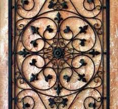 Wall Grilles Decor Love