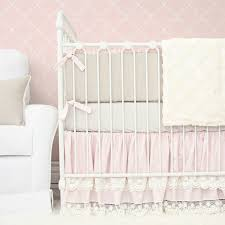 Shabby Chic Nursery Bedding by Nursery Beddings Shabby Chic Baby Blanket With Baby Boy Crib