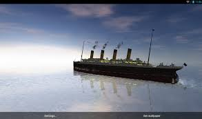 Minecraft Titanic Sinking Map by Titanic Journey 3d Lwp Android Apps On Google Play