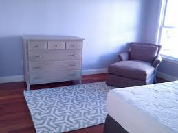 White Ikea Nightstand With 9x12 Area Rugs And