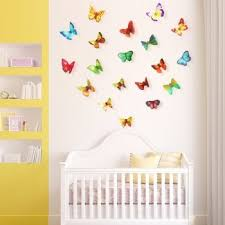 Home Decor 3D Butterfly DIY Wall Stickers Set