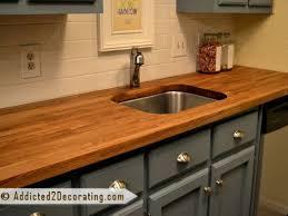 butcher block kitchen countertops Butcher Block Countertops Home