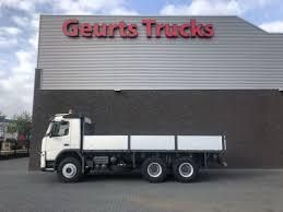 100 Truck 2014 Volvo FM 370 6X4 CARGO TRUCK RHD UNUSED Drop Side Truck Snlcom