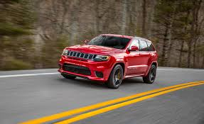 Jeep Grand Cherokee SRT Reviews | Jeep Grand Cherokee SRT Price ... 2017 Ram 1500 Srt Hellcat Top Speed Grand Cherokee Srt8 Euro Truck Simulator 2 Mods Dodge Charger 2018 Chrysler 300 Srt8 Redesign And Price Concept Car 2019 Jeep Grand Cherokee V11 For 11 Modern Muscle Cars Trucks Under 20k Ram Srt10 Wikipedia Durango Takes On Ford F150 Raptor Challenger By The Numbers 19982012 59 Motor Trend Pin By Blind Man Cars Id Love To Have Pinterest