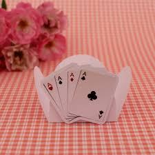 Forminha Para Doce Cassino Cartas De Baralho Poker