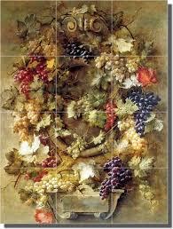 Grape Wall Decor For Kitchen by 136 Best Grape Home Decor Images On Pinterest Grape Vines