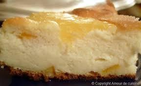 recette avec ricotta dessert tarte ricotta ananas et aux écorces confite d orange amour de