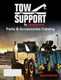 Parts And Accessories Catalog - Jerr-Dan