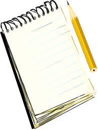 And Pencil Png Stickpng Teacher School Clip Art Transparent Clipart Notebook