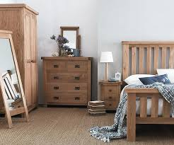 Solid Oak Bedroom Furniture – Glamorous Bedroom Design