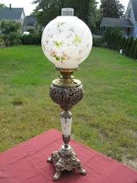 Antique Lamps Ebay Australia by 117 Best Banquet Lamps Images On Pinterest Oil Banquet And Crafts
