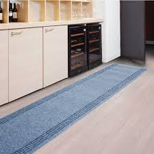 tapis pour la cuisine tapis pour couloir amortissant résistant sur mesure steel