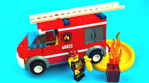 LEGO City Fire Truck - Toy Unboxing Make N Play Review (60023 ... Compare Lego Selists 601071 Vs 600021 Rebrickable Build Fire Engine Itructions 6486 Rescue Ideas Vintage 1960s Open Cab Truck City Boat 60109 Rolietas 6477 Lego 10197 Modular Building Brigade I Brick Amazoncom Station 60004 Toys Games Bricks And Figures My Collection Of And Non Airport 60061 60110 Toyworld Police Headquarters 7240 Fire