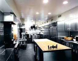 commercial kitchen light fixture requirements design education
