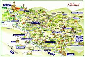 Follow The Chianti Wine Route Trough Tuscany