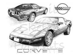 Pencil Drawings Of Cars