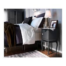 Ikea Edland Bed edland nightstand gray 79 99 product dimensions width 15 3 4
