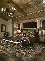 Rustic Bedroom Decorating Idea 24