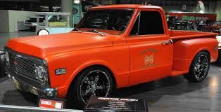 1972 Chevrolet C/10 Street Truck