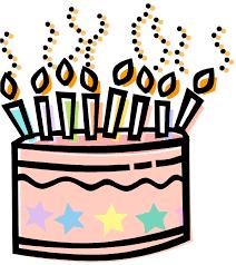 Birthday cake slice clip art Happy birthday cake clipart