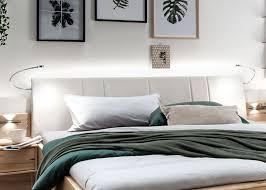 schlafzimmer 4004 eiche bianco chagner