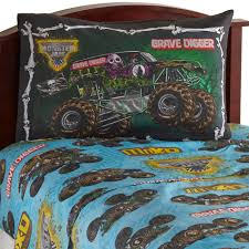 Monster Jam Boy's Sheet Set - Monster Trucks Monster Truck Bedding Queen Size Bedroom Blazethe Machines Blue Wall Sticker Cool Vehicle Decal Boys Unique Purple Toddler Bed With Staircase Set In Brown Hot Wheels Jam 164 Assorted The Warehouse Personalised Name Or Girls Flag Racing Decor Hotwheels 68501 8 Lovely Hot Wheels Matchbox Cars 12 Creative For 2018 Home Design Interior Grave Digger In Pinterest Room Monster Truck Birthday Party Ideas Moms Spiderman Diecast Metal Walmartcom