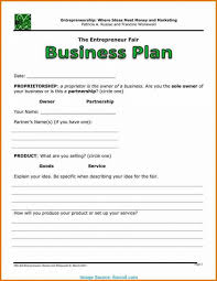 Write Simple Business Plan Sample Template Writing Free How To For A 1024
