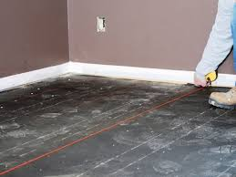 How To Install Resilient Floor Tiles 3