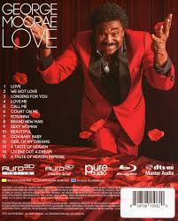 Gwen Mccrae Rockin Chair by Amazon Com George Mccrae Love Audio Only Blu Ray George