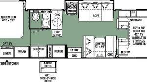 Gmc Motorhome Royale Floor Plans by Gmc Motorhome Floor Plans Gallery Home Fixtures Decoration Ideas