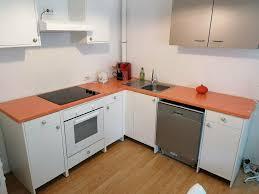 küche über eck klein aber fein