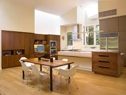 Wall Storage Units Kitchen Modern With Contemporary Dining Intended For Room Plan 18