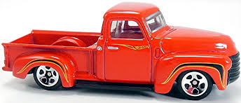 52 Chevy Truck - 75mm - 2007 | Hot Wheels Newsletter Classic Parts 52 Chevy Truck A 1952 Ford F1 Pro Touring Radical Renderings Photo Old Carded 2013 Hot Wheels Chevy End 342018 1015 Am Rods Custom Stuff Inc For Sale With A Vortec 350 Engine Swap Depot Lq4 In Project Ls1tech Camaro And Febird Forum Chevy Lowrider Pinterest Trucks Trucks Industries On Twitter Nick Menke Of Huntington Beach Ca Ebay Find Clean Kustom Red 3100 Series Pickup 1954 54 Chevrolet Sales Brochure Original Manual 2018 Hot Wheels Chevrolet Truck 100 Years 18