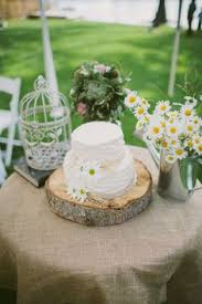 Simple Sweet Wedding In BC Canada Daisy CakesRustic