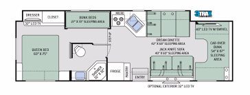 Coachmen Class C Motorhome Floor Plans by New Or Used Class C Motorhomes For Sale Rvs Near Charleston