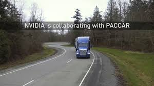 NVIDIA And PACCAR Developing Self-Driving Trucks - YouTube Best Apps For Truckers Pap Kenworth 2016 Peterbilt 579 Truck With Paccar Mx 13 480hp Engine Exterior Products Trucks Mounted Equipment Paccar Global Sales Achieves Excellent Quarterly Revenues And Earnings Business T409 Daf Hallam Nvidia Developing Selfdriving Youtube Indianapolis Circa June 2018 Peterbuilt Semi Tractor Trailer 2013 384 Sleeper Mx13 490hp For Sale Kenworth Australia This T680 Is Designed To Save Fuel Money Financial Used Record Profits