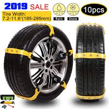 100 Truck Tire Chains Amazoncom IphonepassteCK AntiSkid Anti Slip