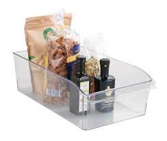 schrank organizer l aufbewahrungsbox für küchenschrank und regal