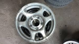 Ford F-150 16″ Aluminum Wheels – Tire Depot