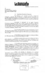 BCRA Proyecto Modific Carta Orgánica De Marcó Del Pont Cantero Rou2026