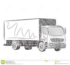 Sketch Logistics And Delivery Poster. Stock Vector - Illustration Of ... Semi Truck Outline Drawing Peterbilt Coloring Page How To Sketch 3d Arstic Of A Simple Draw Youtube An F150 Ford Pickup Step By Guide Illustration With Royalty Pencil Sketches Trucks Drawings Excellent Vector Cliparts To A Chevy Drawingforallnet Black White Stock 551664913 Old Speed Diesel Transportation Free