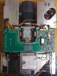 Dell 2400mp Lamp Change by Projector Bulb Conversion To Led 8 Steps