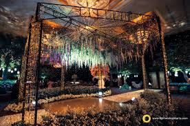 Eric And Lidyas Wedding Reception Venue At Hotel Mulia Jakarta Decoration By Steve