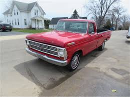 1969 Ford F100 For Sale | ClassicCars.com | CC-1125529