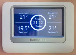Temperature logging with Honeywell Total Connect fort